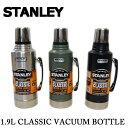 STANLEY 『スタンレークラシック 1.9』 スタンレークラシック真空ボトル 1.9L 2 QT CLASSIC VACUUM OTTLE クラシッ…