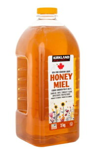 【送料無料】カークランド 3kg『ハチミツ 3kg』はちみつ 100% ピュア 天然 蜂蜜 調味料 コストコ ハニーミール 大容量 業務用