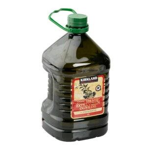 【送料無料】カークランドシグネチャー 100% 『スペイン産 オリーブオイル』2748g 3L スパニッシュ エクストラバージン オリーブオイル