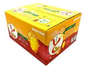 UHA 『おさつどきっ 』プレミアム塩バター味 65g × 10袋入り さつまいも ポテトチップス 10個入り 計650g コストコ costco 通販