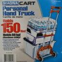 MAGNA CART 『カート』マグナカート 折畳み 軽量 アルミキャリーカート 耐荷68kg 台車 プロ仕様 ハンドトラック