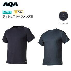 AQA(エーキューエー) ラッシュTシャツ メンズ[KW-4612B]