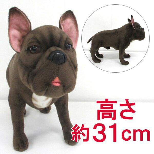 [ハンサ][2596]ボクサー 45hansa boxer はんさ ボクサーシュッとしたスリム体型!ウエスト部分のくびれが見事!HANSAのリアルな動物ぬいぐるみです。