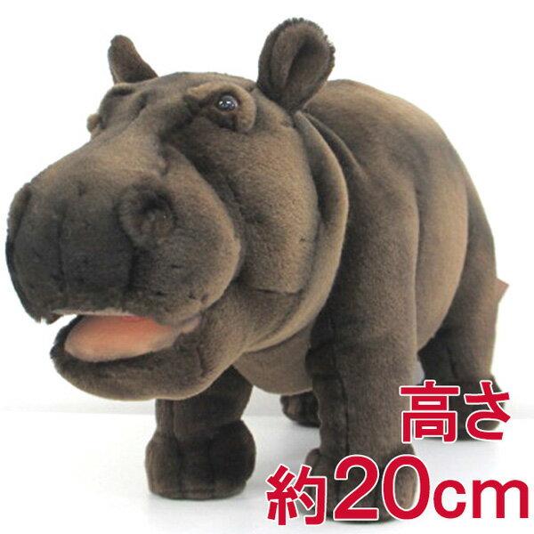 [ハンサ][2888]カバhansa HIPPO hippo かばhansa HANSA リアルな動物のぬいぐるみ