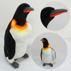 [ハンサ][5554]ペンギン-5554 FEEDING EMPEROR PENGUIN-ぺんぎんのぬいぐるみ※沖縄・離島・海外は別途中継料発生※完売次第終了※