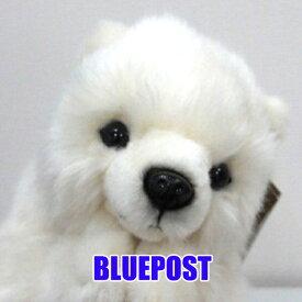 ハンサ【パペット】[7158]ホッキョクグマ【まとめ買い対象商品・2点ご購入で送料無料】パペット 人形 ハンドパペット hansa ぬいぐるみ HANSA リアルな動物のぬいぐるみ シロクマ しろくま