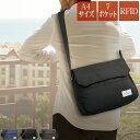 楽天1位◆あす楽◆ ショルダーバッグ 大容量 A4 軽量 斜めがけ バッグ キャンバス ナイロン メンズ レディース 収納ポ…