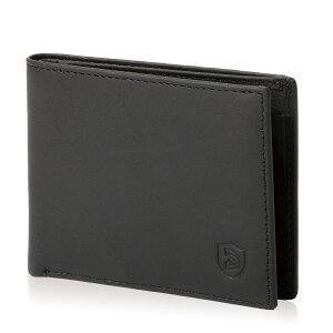 財布メンズ二つ折り小さい本革