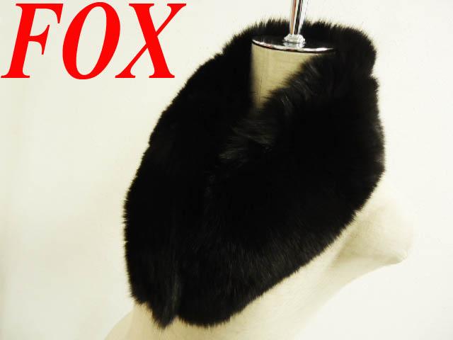 【未使用】★毛皮 襟巻き ショール 黒ブラック 和装 高級 卒業式入学式成人式 レディース