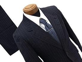 【中古】◇ルイヴィトン◇高級シングルスーツ 上下 セットアップ 人気モデル メンズ メンズ 紳士服 LOUIS VUITTON イタリア製