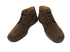 【中古】◇ルイヴィトン◇レザーチャッカブーツ ショートブーツ レディース シューズ 革靴 イタリア製 人気モデル LOUIS VUITTON