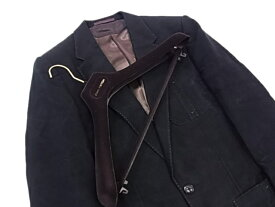 【中古】◇ルイヴィトン◇ベロアテーラードジャケット ハンガー付き 秋冬物 ブレザー 紳士服 メンズアウター イタリア製 LOUIS VUITTON