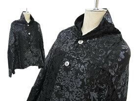 【未使用】◇コムデギャルソン◇デザイン コート/ジャケット 花柄 変形 人気モデル レディース COMME des GARCONS