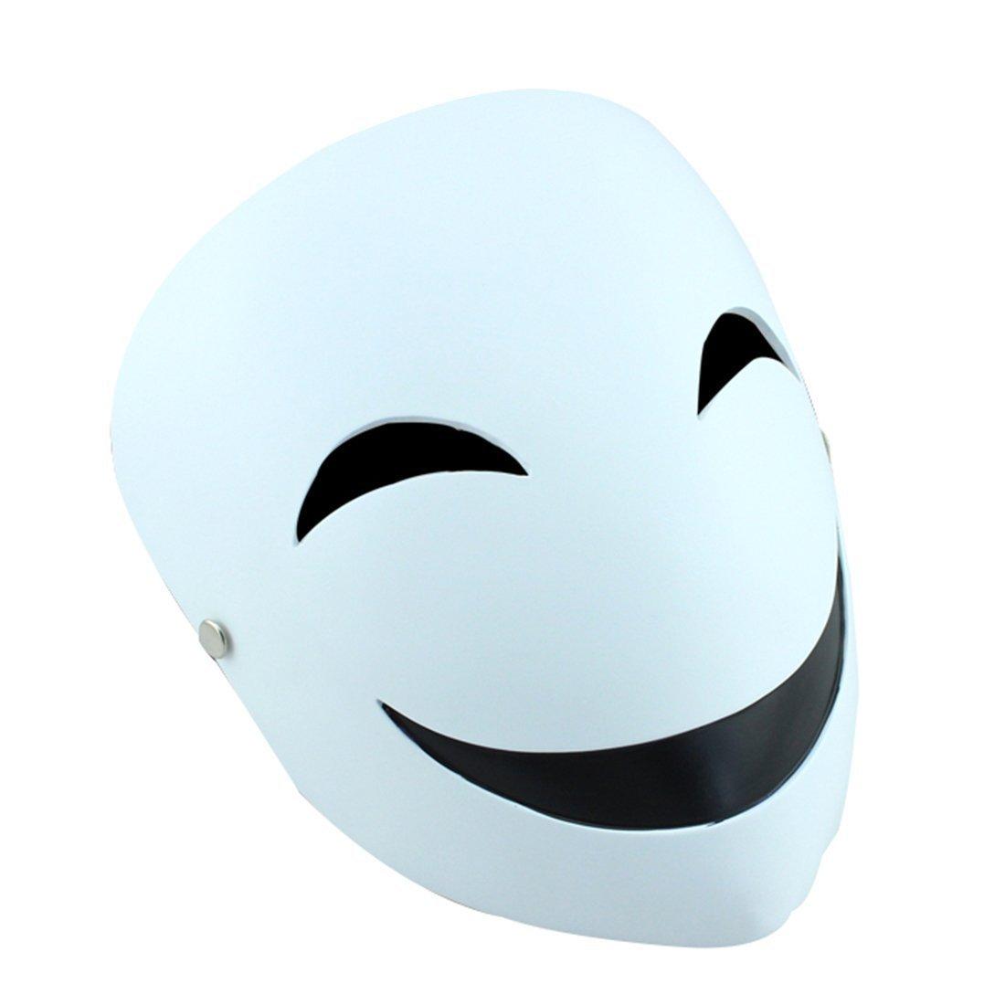 【新入荷】かぶりもの 笑顔仮面 ホラーマスク ハロウィン仮面 コスプレマスク 映画マスク仮装 変装グッズ