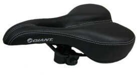 【新入荷】 GIANT ジャイアント 肉厚 サドル 衝撃吸収 ブラック サイクリング