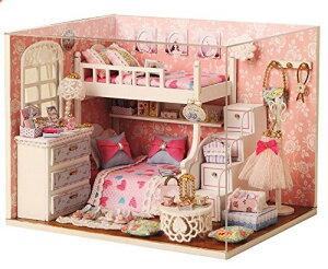 【新入荷】ドールハウス 手作りキットセットミニチュア Dream Angel H-006 女の子 誕生日 趣味