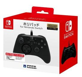 ホリパッド for Nintendo Switch 任天堂スイッチ コントローラー