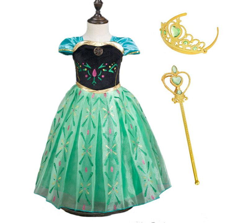 楽天市場】アナと雪の女王 ドレスの通販
