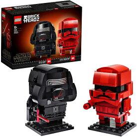 【エントリー24倍★最大47.5倍★クーポン】 レゴ(LEGO) スター・ウォーズ カイロ・レン(TM) & シス・トルーパー(TM) 75232