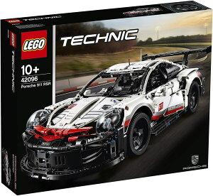 テクニック 42096 ポルシェ 911 RSR