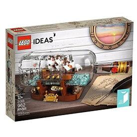 レゴ (LEGO) アイデア ボトルシップ 21313[並行輸入品]