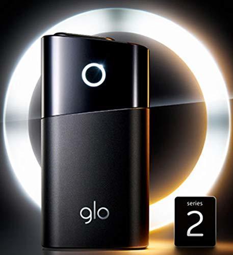 glo (グロー) 本体 スターターキット リッチブラック シリーズ2【新型】【新品】【正規品】スターターキット 本体