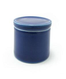 【白山陶器】 〜M型シリーズ〜 M型シュガーポット(ブルー) 「★1973年グッドデザイン賞受賞★業務用としてもお薦めの食器です」 お誕生日、結婚祝い、引き出物、出産祝いプレゼント