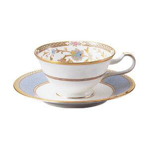 【ノリタケ】ヨシノ ティー・コーヒー碗皿グレー)05P03Sep16