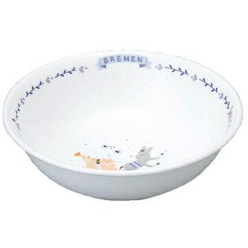 【ナルミ】  ブレーメン おやつ皿 陶器通販 ブランド通販 人気通販 ブランド通販   子供食器 【創業明治元年の安心感】