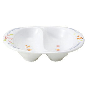 【ナルミ】 みんなでたべよ 離乳皿  陶器通販 ブランド通販 人気通販 ブランド通販   子供食器 【創業明治元年の安心感】