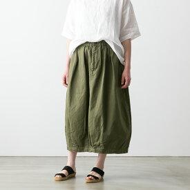 HARVESTY ハーベスティ チノ サーカススカート 4色 A21906