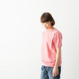 (メール便OK) GOODWEAR グッドウェア クルーネック 半袖 リブ Tシャツ 10色 NGT9801