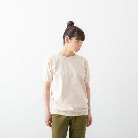 (メール便OK) GOODWEAR グッドウェア クルーネック 半袖 リブ Tシャツ 14色 NGT9801