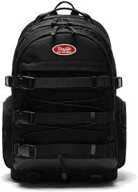 DAYLIFE デイライフ Signal Backpack シグナル バックパック 通学リュック [並行輸入品] (BLACK)