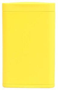 Dreams(ドリームズ) 携帯灰皿 ポケットアッシュトレイ スリム ハニカム 4本収納 イエロー MDL45289