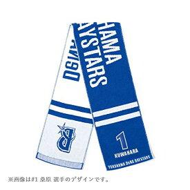 【公式】横浜DeNAベイスターズ タオルマフラー 横浜ブルー Ver.2 (#14 石田健大)