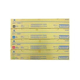 コニカミノルタ(Konica Minolta) TN216 4色セット(ブラック・シアン・マゼンタ・イエロー) 純正トナー bizhub C220 / C280