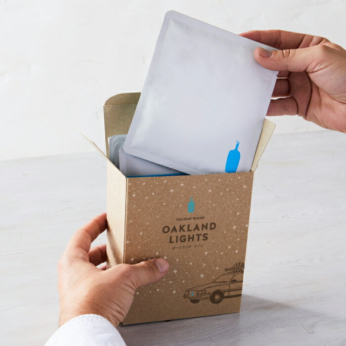 レギュラーコーヒー オークランド・ライツ(5袋入)PERFECTLY GROUND OAKLAND LIGHTS(5pac)