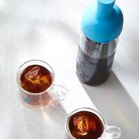 コールドブリューキット(レギュラーコーヒー)とグラスマグのセット