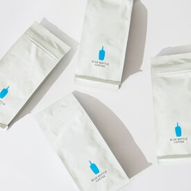 ブルーボトルコーヒー飲み比べセット ブレンド2種・シングルオリジン2種 100g×4袋