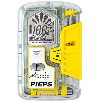 PIEPS DSPICE Pro ピープスDSPアイスプロ 最新ファームウェア 限定スケルトンモデル トリプルアンテナ アバランチビーコン バックカントリーアバランチギア