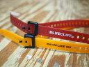 G3ブルークリフオリジナル ロングスキーストラップ65cmレッドORオレンジ スキーシールアクセサリ  ネコポス対応