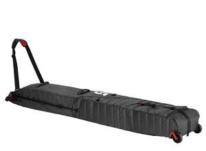 SCOTT スコット スキーホイールプレミアムバッグ SKI WHEEL PREMIUM BAG 全長2mまで対応 長さ調整可能 軽量コンパクトなダブルスキーホイールバッグ スキー スノーボード ケース バッグ 2セット収納