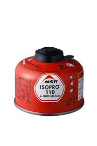 エムエスアール(MSR) アウトドア 登山 ガス缶 イソプロ 110 12個セット【日本正規品】 36927