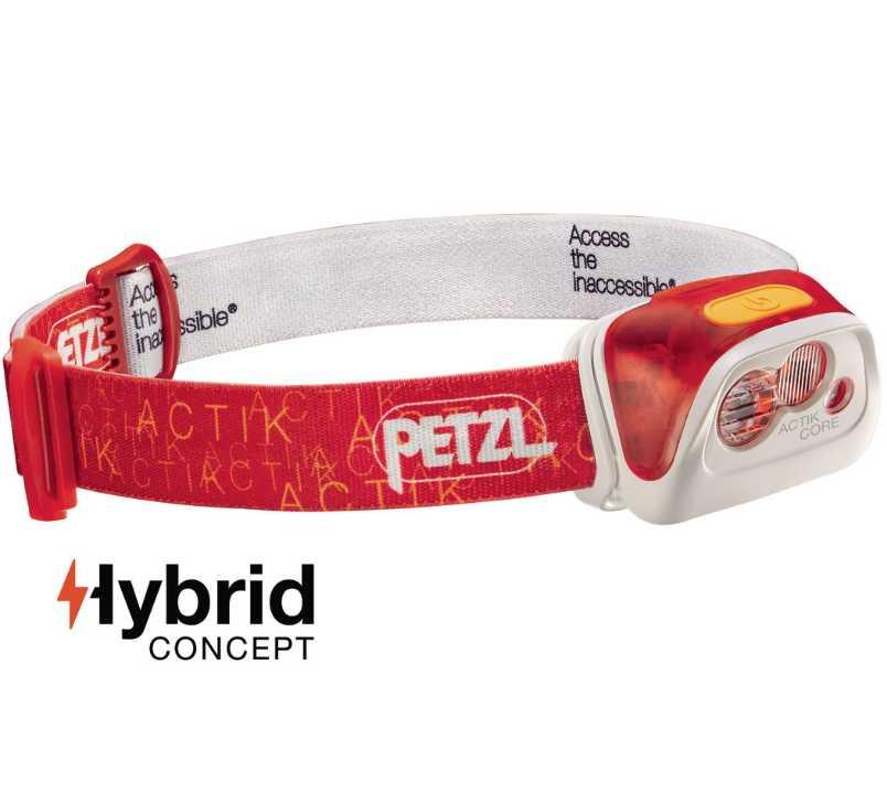 ペツル Petzl アクティックコア Red レッド E99ABB