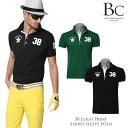 ゴルフウェア メンズ レディース ポロシャツ 半袖 ポロ 春 夏 ゴルフ おしゃれ ゴルフポロ ブルークラッシュ トップス