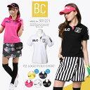 【02ロゴ半袖ポロ】ゴルフウェア レディース ポロ 半袖 ポロシャツ 大きいサイズ ポロ かわいい 半袖 ポロシャツ スポ…