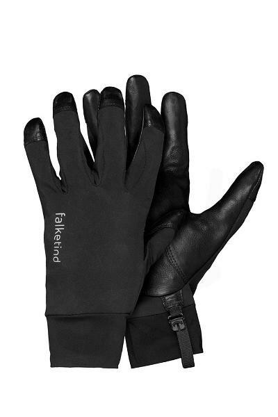 ノローナ フォルケティン ウインドストッパーグローブ NORRONA falketind Windstopper Glovesグローブ アルパイン レザーグローブ ソフトシェル ビレイグローブ