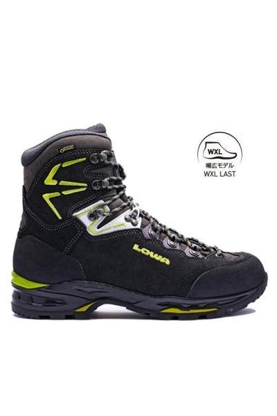 LOWA TICAM 2 GTX WXL(ブラック×グリーン)ローバー ティカム2ゴアテックス WXL【トレッキングブーツ】【登山靴】【ローバー】
