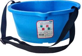【DGK 散布桶 12型 3個 スカイブルー】大和技研工業 送料無料